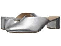 Loeffler Randall Lulu Silver Leather