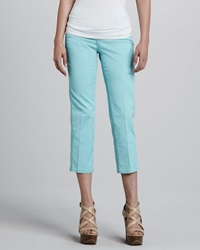 Christopher Blue Jackie Cropped Jeans 2