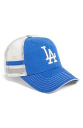 American Needle Men's 'Foundry Los Angeles Dodgers' Mesh Back Baseball Cap