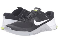 Nike Metcon 2 Black White Wolf Grey Volt Men's Cross Training Shoes