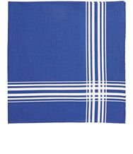Simonnot Godard Men's Montmarte Handkerchief Blue
