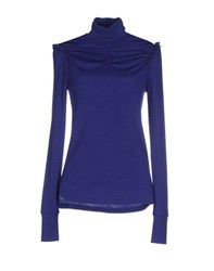 See By Chloe See By Chloe Knitwear Turtlenecks Women Blue