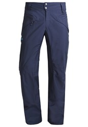 Patagonia Snowshot Waterproof Trousers Navy Blue Grecian Blue Dark Blue