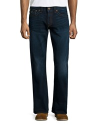 True Religion Billy Midnight Pass Denim Jeans Indigo Women's
