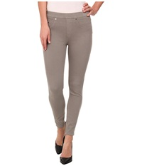 Spanx Ready To Wow Cropped Denim Leggings Gray'd Out Women's Jeans