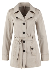 S.Oliver Trenchcoat Canvas Beige