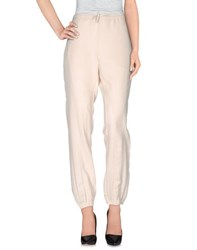 Hotel Particulier Trousers Casual Trousers Women Ivory