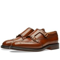 Churchs Church's Monkton Double Monk Brogue Brown