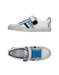 Serafini Sport Low Tops And Trainers White