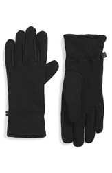Men's Spyder 'Core Sweater Conduct' Tech Gloves Black Black