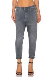 The Great Blue The Mister Slouch Worn Grey Wash
