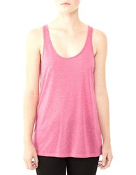 Alternative Apparel Airy Muscle Tank Pink
