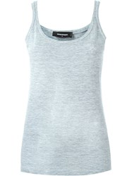 Dsquared2 Classic Tank Top Grey
