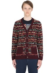Bob Strollers Wool Blend Knit Cardigan
