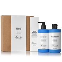 Baxter Of California Skin Care 1 2 3 Boxed Set 300Ml