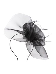 Linea Liberty Fascinator Black