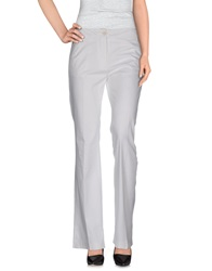 Mauro Grifoni Casual Pants White