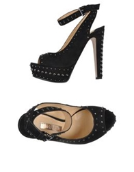 Nando Muzi Sandals Black