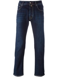Jacob Cohen Slim Fit Jeans Blue