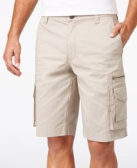 Inc International Concepts Men's Ripstop Cargo Shorts Only At Macy's Seashell