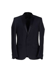 Antony Morato Suits And Jackets Blazers Men Dark Blue