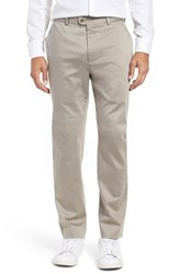 Bensol Men's 'Easy Care' Chinos Taupe