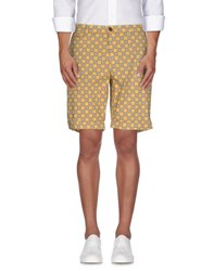 Maison Clochard Trousers Bermuda Shorts Men