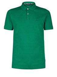 Aquascutum London Hilton Short Sleeve Piquet Polo