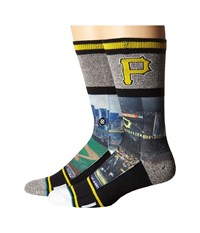 Stance Pnc Yellow Men's Crew Cut Socks Shoes
