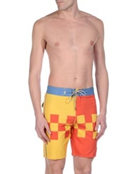 Vans Beach Pants Orange