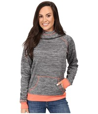 Cinch Raglan Tech Pullover Hoodie Multicolored Women's Sweatshirt