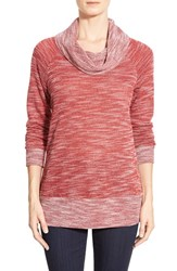 Women's Bobeau Cowl Neck Tunic Top