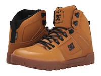 Dc Spartan High Wr Boot Wheat Men's Boots