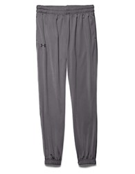 Under Armour Relentless Warm Up Pants Tapered Leg Silver