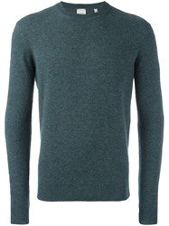 Paul Smith Crew Neck Sweater Green
