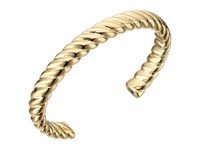 Sam Edelman Twisted Rope Cuff Bracelet Gold Bracelet