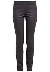 Marc O'polo Trousers Dark Prune Bordeaux