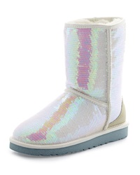 I Do Sparkles Tall Boot White Ugg Australia