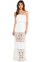 6 Shore Road Charlotte's Dress White