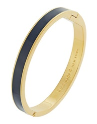 Kate Spade Idiom True Blue Bangle Navy