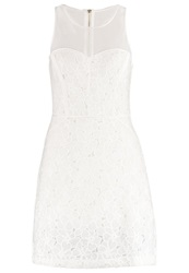 Derhy Platine Cocktail Dress Party Dress Blanc White