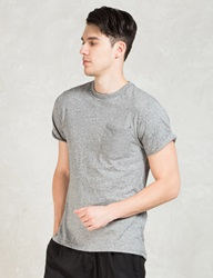 A Question Of Grey Pocket Ss Tees
