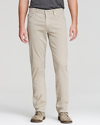 Ag Adriano Goldschmied Jeans Graduate New Tapered Fit Birch Beige