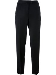 Boutique Moschino Straight Leg Trousers Black