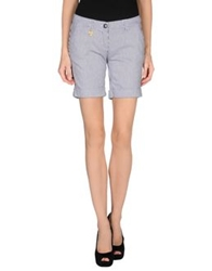Blugirl Folies Denim Bermudas Black
