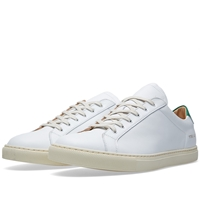Common Projects Achilles Retro Low White And Green