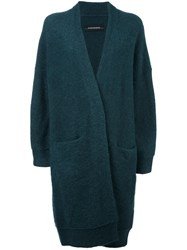 By Malene Birger 'Rinorra' Cardi Coat Green