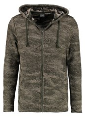 Jack And Jones Jorgleen Regular Fit Cardigan Black Rosin