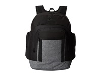 Quiksilver Clampdown Backpack Light Grey Heather Backpack Bags Gray