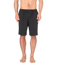Derek Rose Marlowe Stretch Jersey Shorts Anthracite